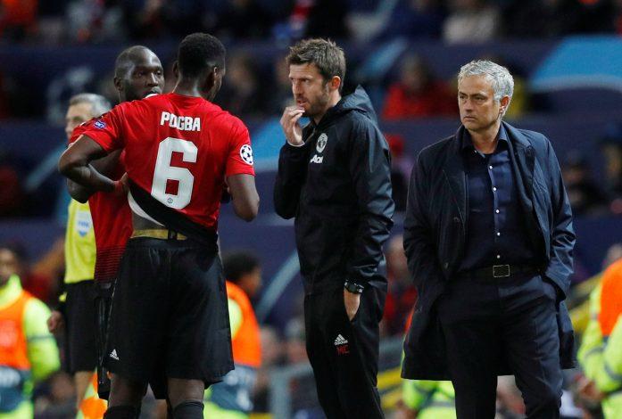Mourinho đã tìm ra kẻ để đổ lỗi cho mối quan hệ xấu đi với Pogba - Bóng Đá