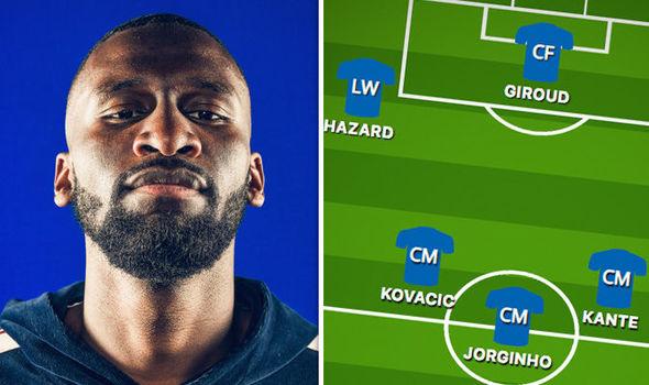 Đấu Man Utd, Chelsea dùng đội hình nào? - Bóng Đá