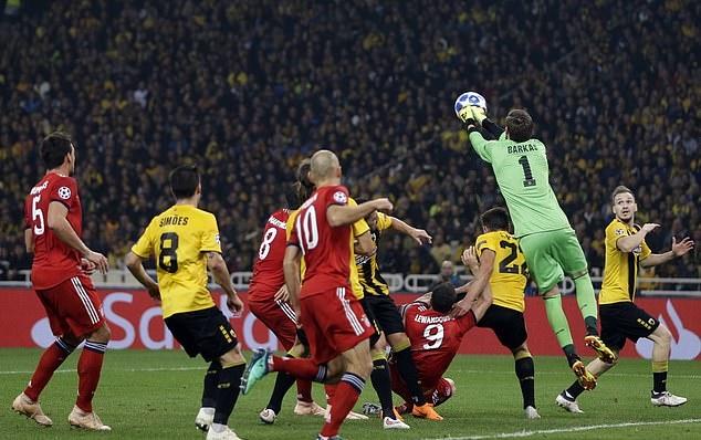 Bài sau trận Bayern Munich - Bóng Đá