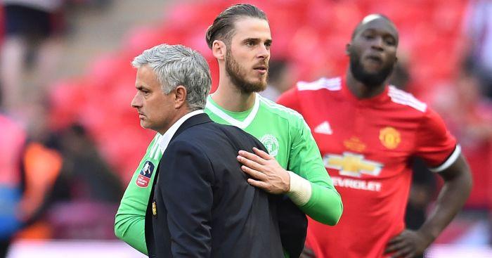 Sau Pogba, tới lượt De Gea giận dữ với Mourinho - Bóng Đá