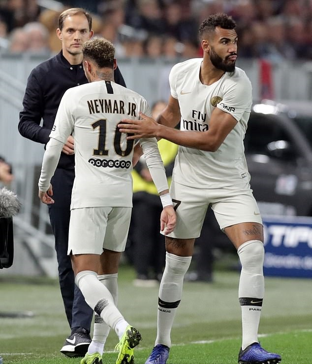 Neymar chấn thương, PSG bị chặn đứng chuỗi trận toàn thắng - Bóng Đá