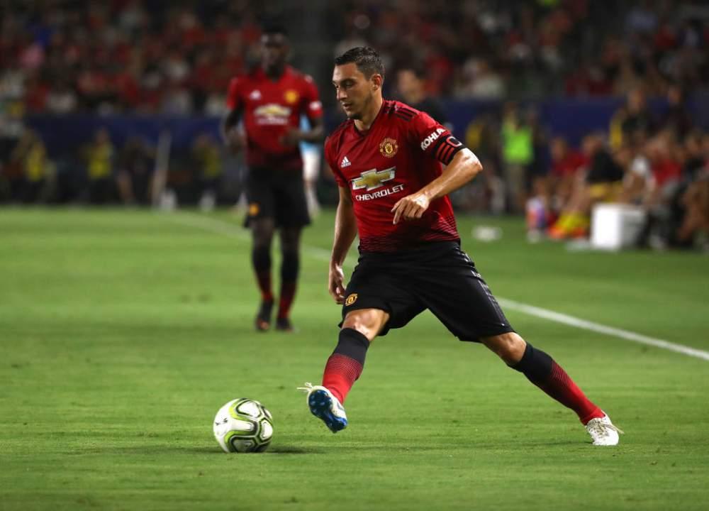 Matteo Darmian muốn rời Man Utd - Bóng Đá