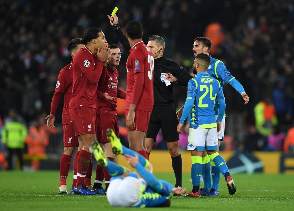 Liverpool trả giá cực đắt cho chiến thắng trước Napoli - Bóng Đá