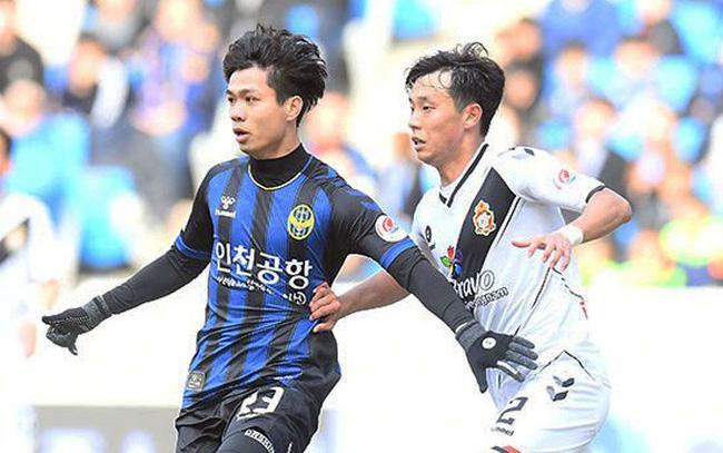 Công Phượng đá hơn 25 phút, Incheon United nhận trái đắng - Bóng Đá