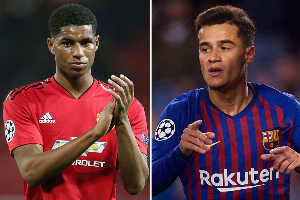 NÓNG! Coutinho + người M.U cần (Malcom) = Rashford, Barca khiến Quỷ đỏ lung lay - Bóng Đá