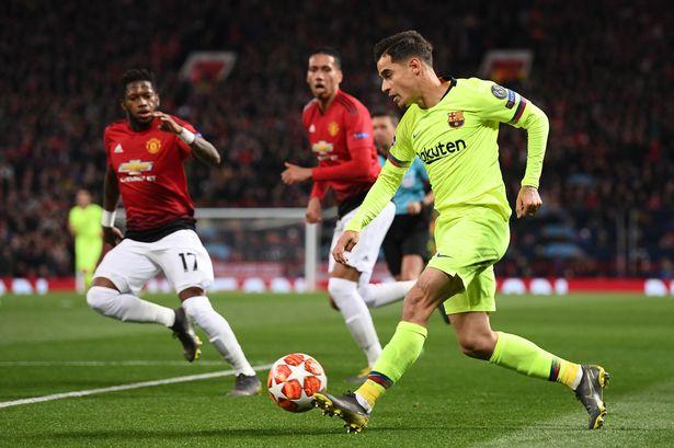 CỰC NÓNG! Rõ vụ Coutinho gia nhập Man Utd - Bóng Đá