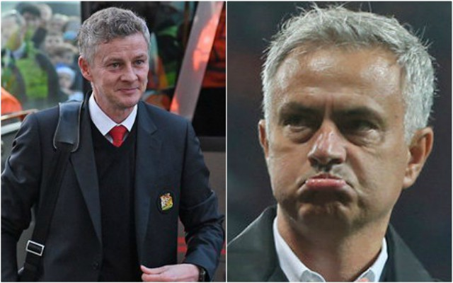 NÓNG! Mourinho dùng 1 từ cực sốc nói về Solskjaer - Bóng Đá