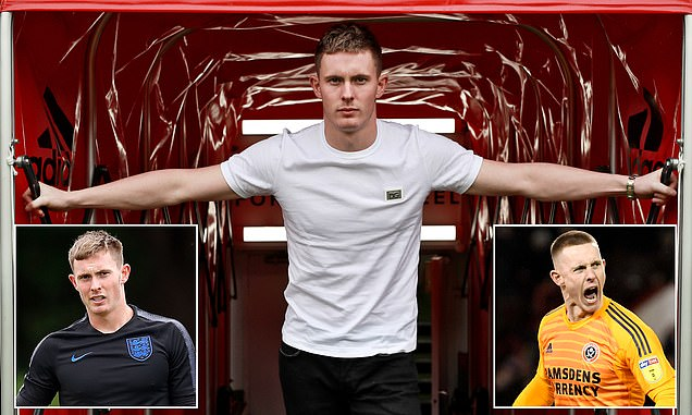 'Do I think I should be playing at United now? Yes I do': Henderson ready to grab chance  - Bóng Đá