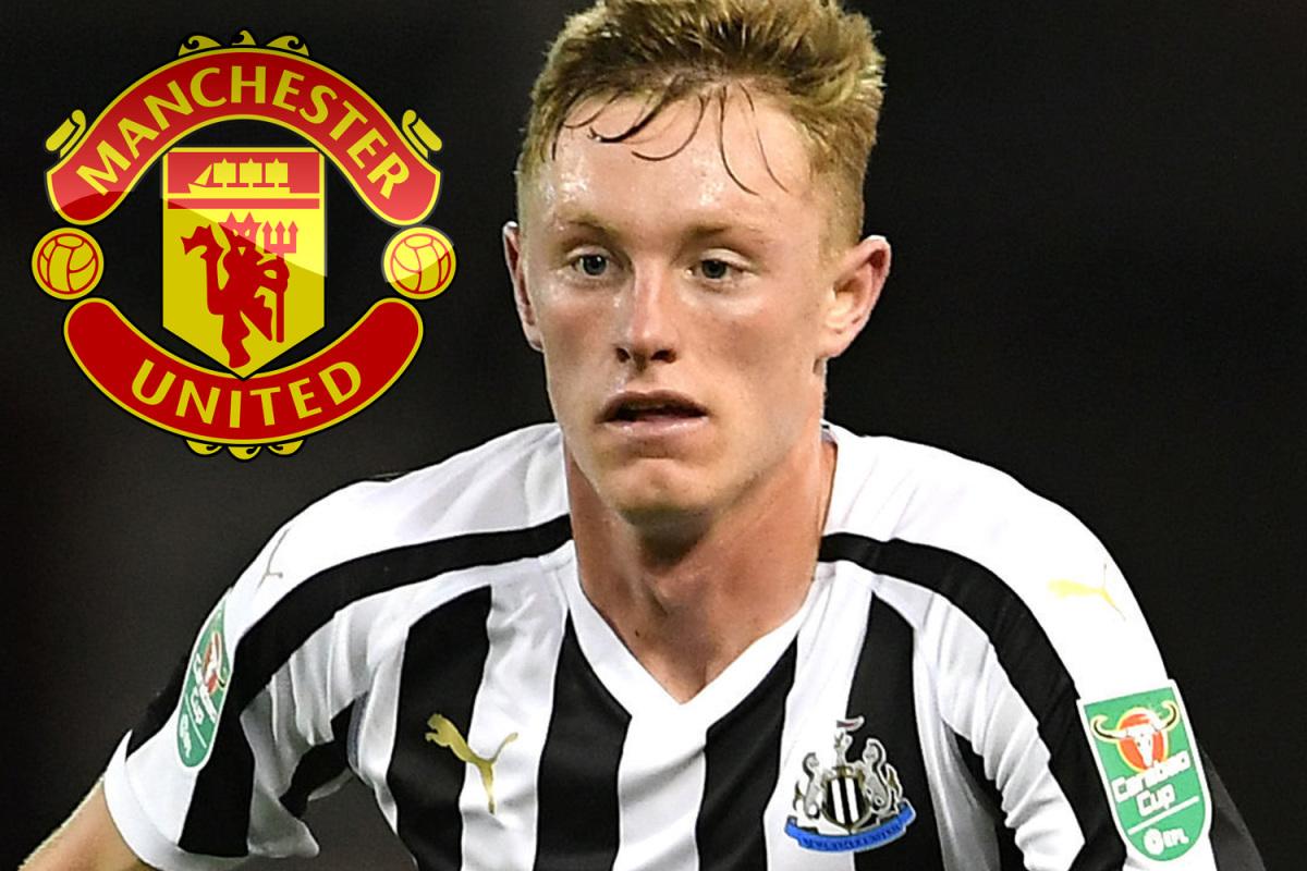 Newcastle United midfielder Sean Longstaff responds to Manchester United transfer link - Bóng Đá