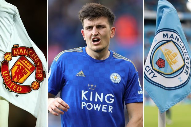 Harry Maguire turned down £278,000-a-week Man City offer to join Man Utd instead - Bóng Đá