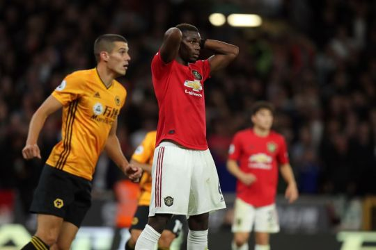 Ryan Giggs claims Marcus Rashford should have 'demanded' Paul Pogba's penalty in Manchester United's draw with Wolves - Bóng Đá