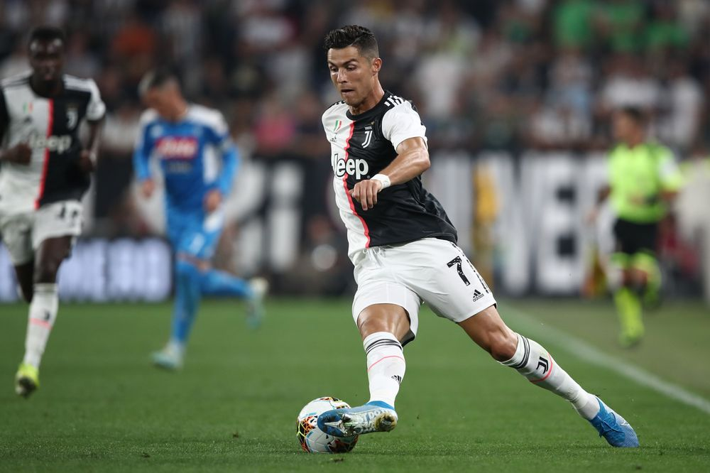 SỐC! Choáng với tốc độ đo được của 'ông gìa' Ronaldo tại Serie A - Bóng Đá