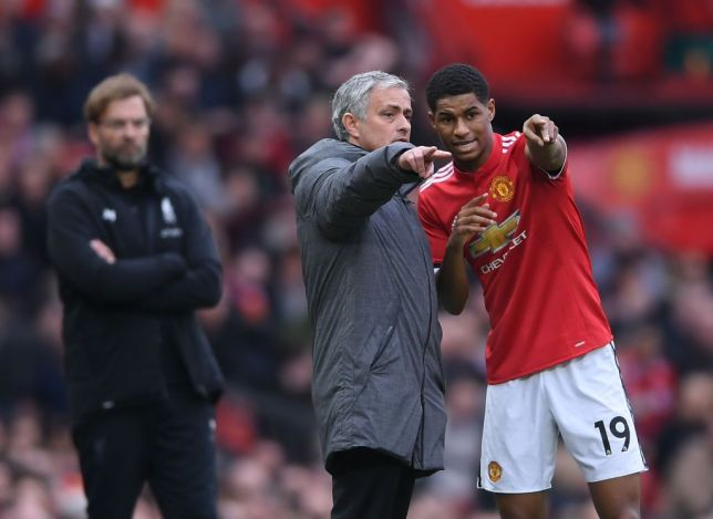 Marcus Rashford reveals the difference between Manchester United now and under Jose Mourinho - Bóng Đá
