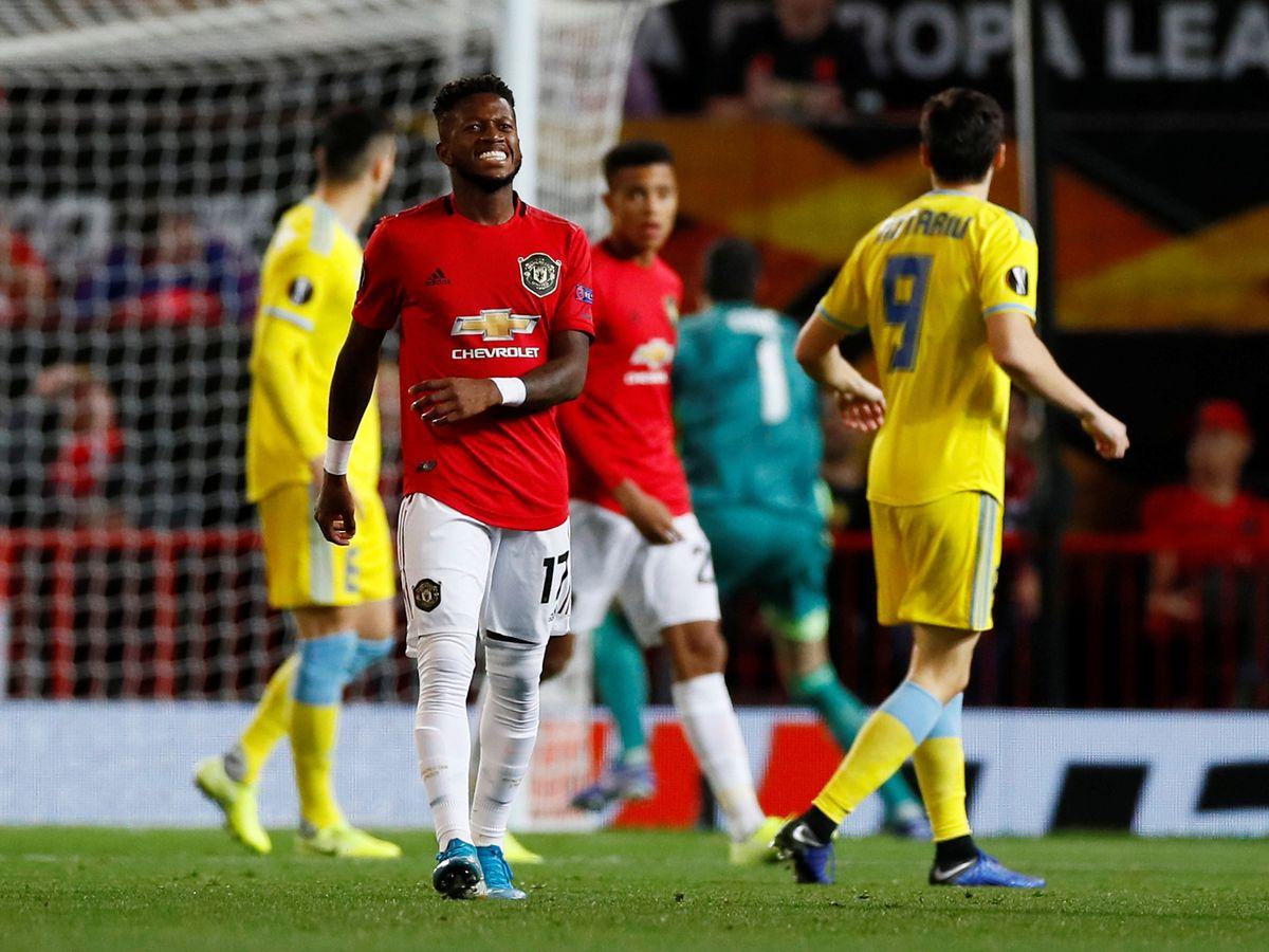 [Fred] Greenwood ghi bàn nhưng Man Utd có một