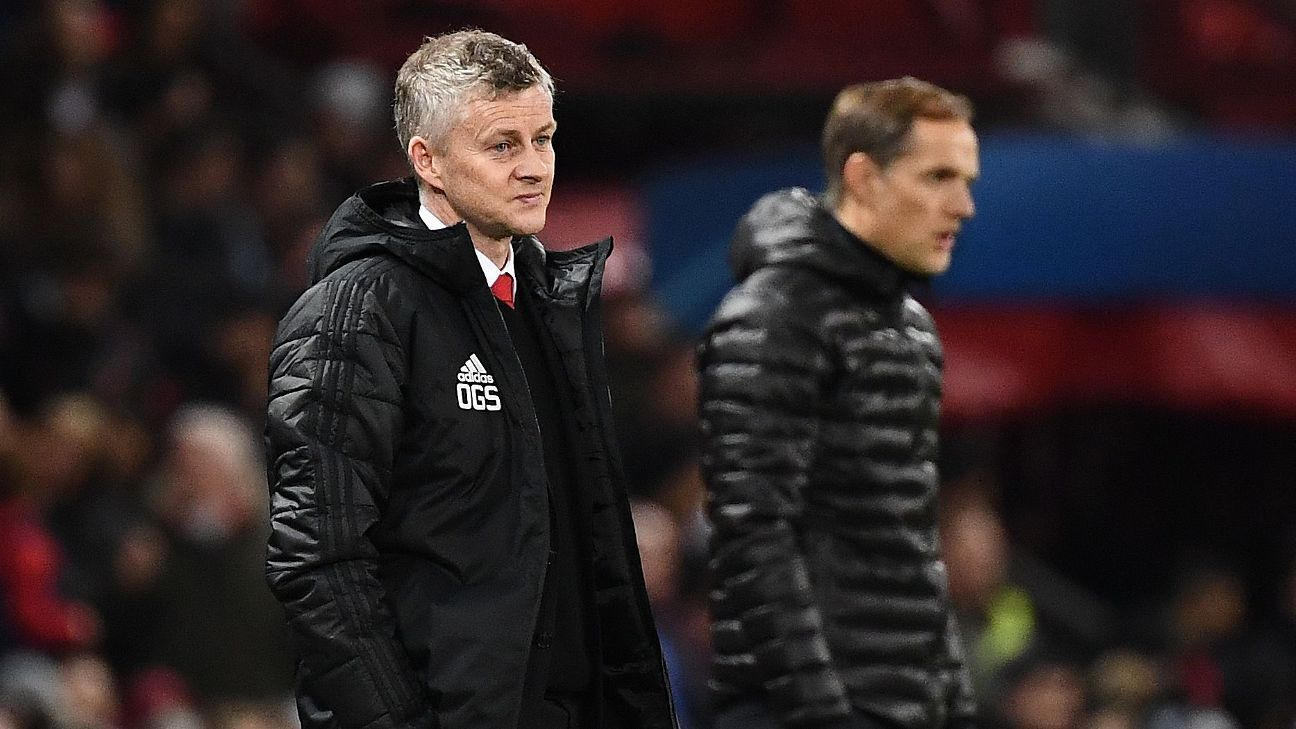 Man Utd monitoring PSG boss Thomas Tuchel amid Ole Gunnar Solskjaer problems at club - Bóng Đá