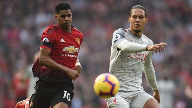Van Dijk: Man Utd clash is not Liverpool's biggest match - Bóng Đá