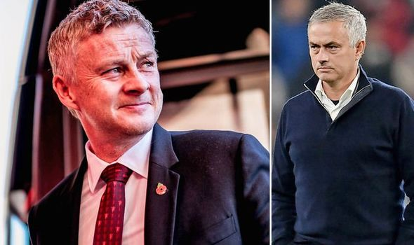 Man Utd boss Ole Gunnar Solskjaer has been given transfer gift by Jose Mourinho - Bóng Đá