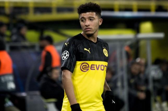 Man Utd and Liverpool transfer target Jadon Sancho wants to leave Borussia Dortmund - Bóng Đá