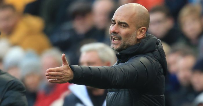 Guardiola offers no excuses for draw; refuses to be drawn on title race - Bóng Đá