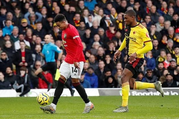 Trước Watford, một Welbeck thứ 2 hiện về ám ảnh Man Utd - Bóng Đá