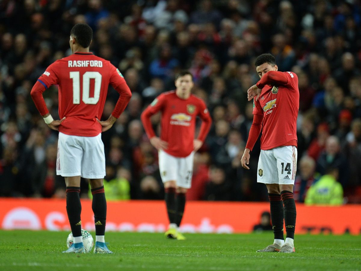 Marcus Rashford claims Manchester United are only playing to half of their potential - Bóng Đá