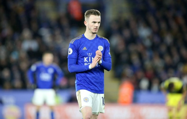 Alan Shearer would be 'amazed' if Leicester sold James Maddison to Manchester United this January - Bóng Đá