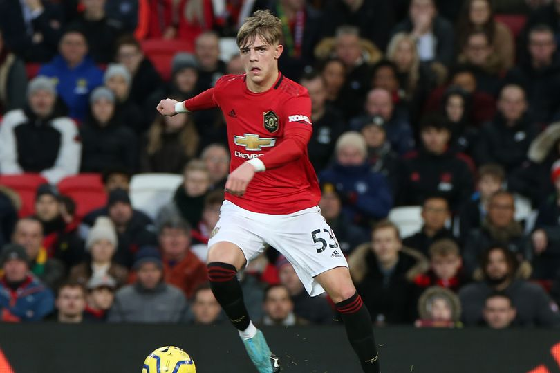 Nicky Butt explains Brandon Williams' remarkable Manchester United rise - Bóng Đá