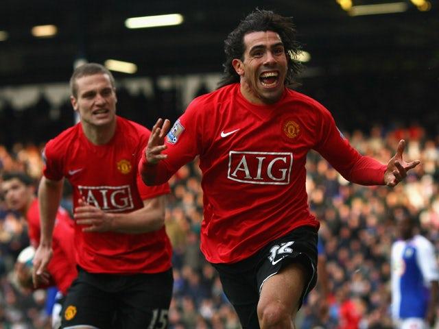 Carlos Tevez joins Man utd - Bóng Đá