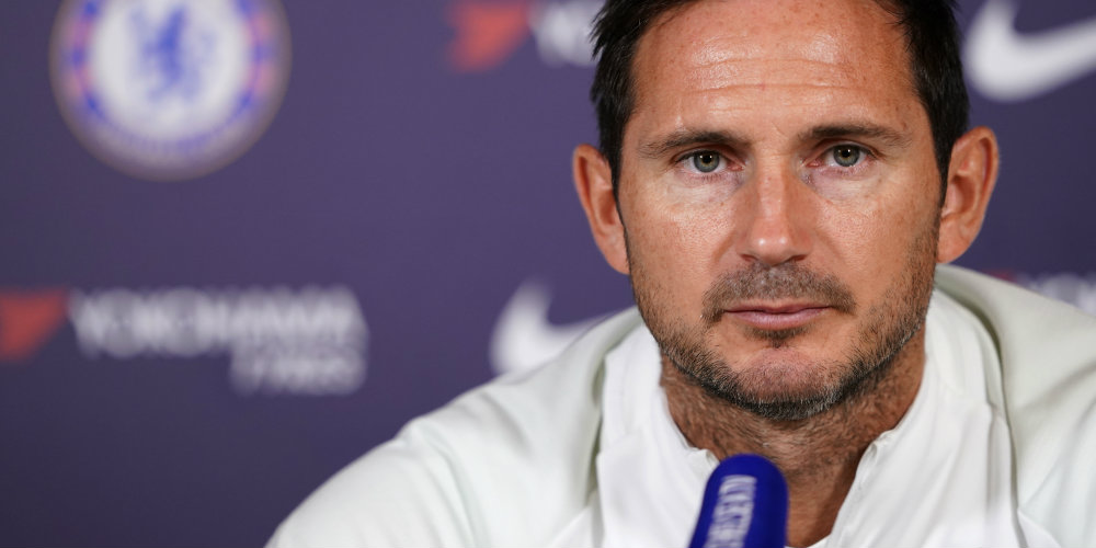 FRANK LAMPARD RULES FOUR OUT OF TRIP TO BOURNEMOUTH - Bóng Đá
