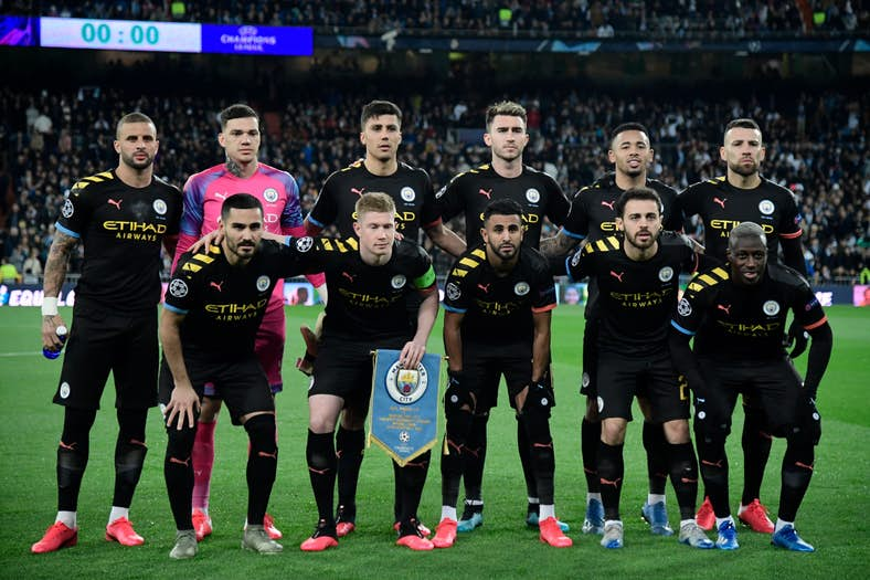 Man City's two year Champions League ban 'could' be suspended this summer - Bóng Đá