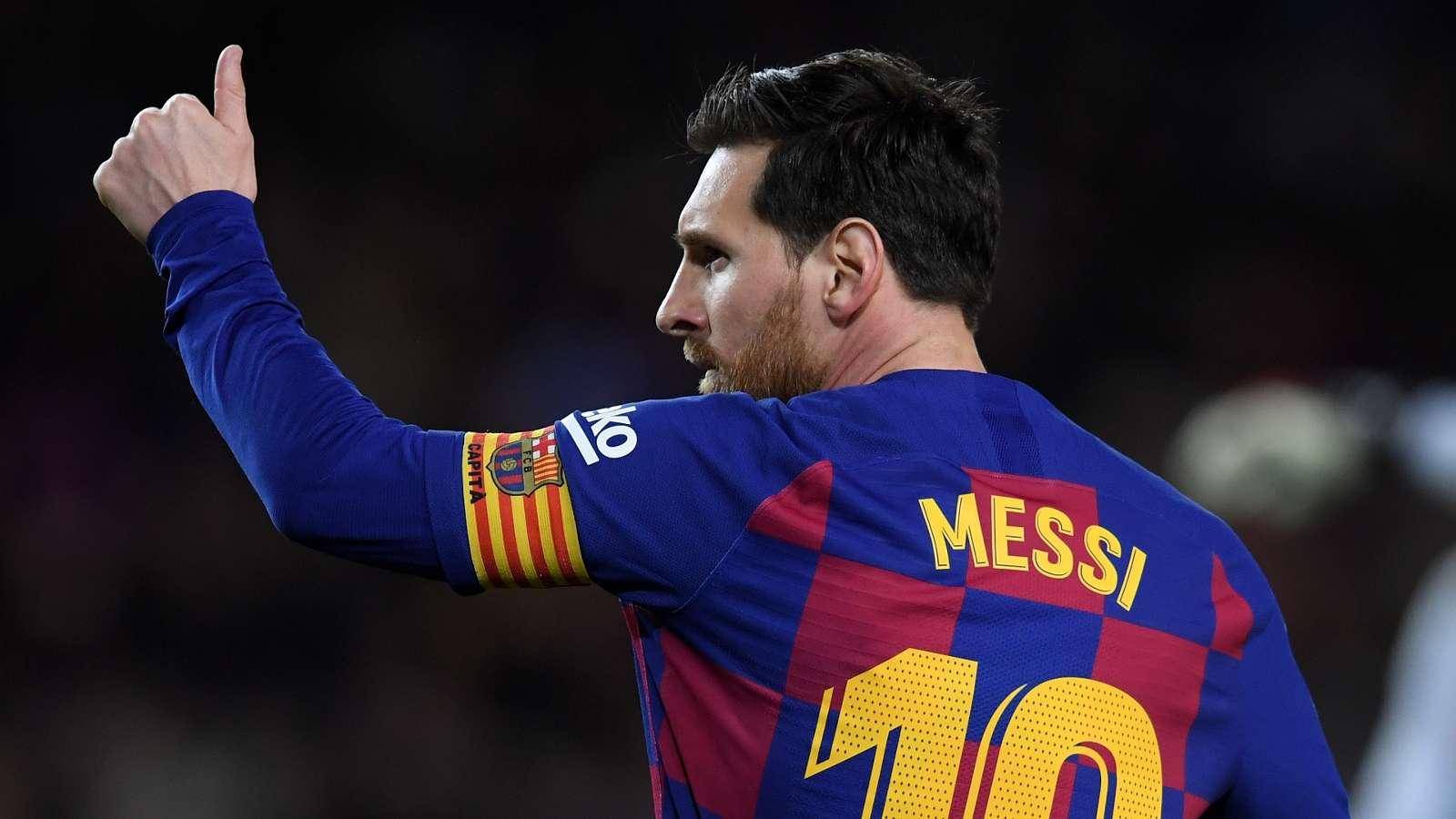 'Messi is no forbidden dream' - ex-Inter chief Moratti says club 'will explore deal' for Barcelona star - Bóng Đá