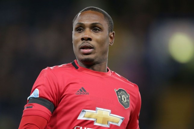 Shanghai Shenhua to allow Odion Ighalo to stay at Manchester United if he agrees new contract - Bóng Đá
