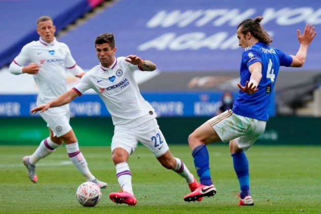 Christian Pulisic injury update after Chelsea star limped out of Leicester win - Bóng Đá