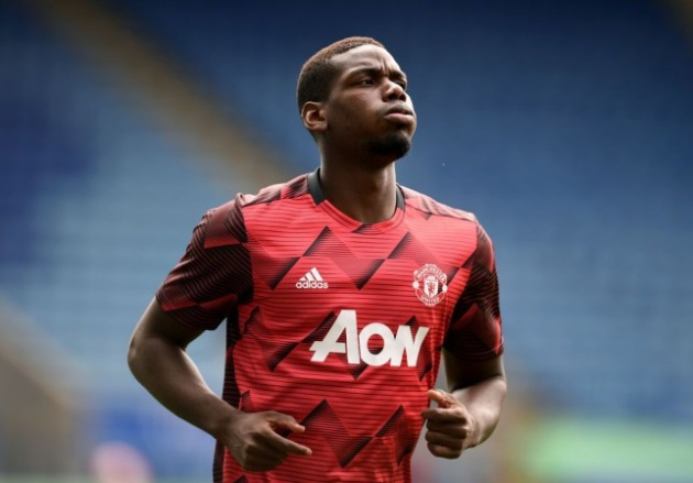 Paul Pogba hints at Manchester United stay after sealing Champions League spot - Bóng Đá