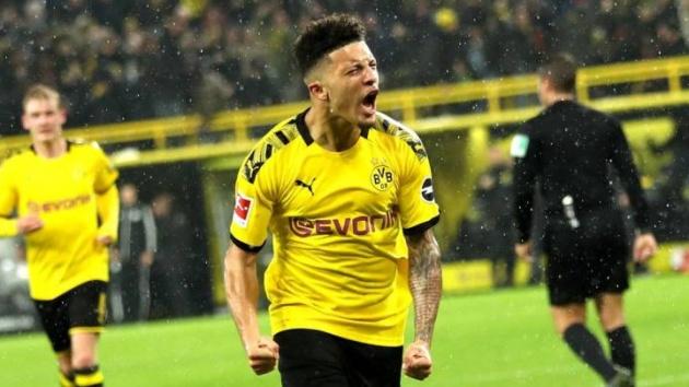 Manchester United's move for Jadon Sancho edges closer as Borussia Dortmund agree initial fee - Bóng Đá