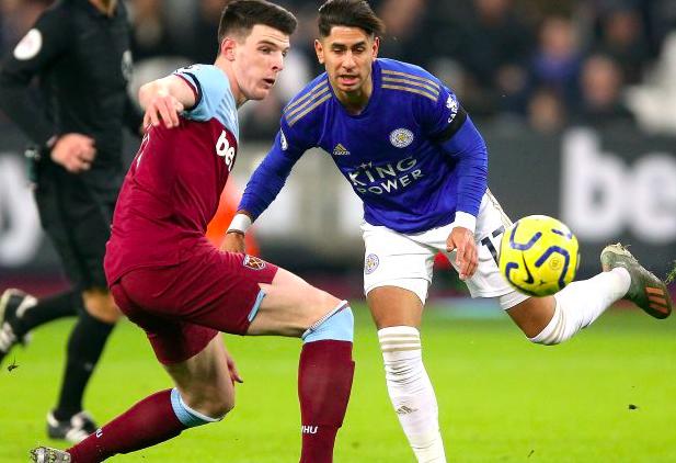 West Ham Rubbish Claims of Chelsea Bid For Declan Rice - Bóng Đá