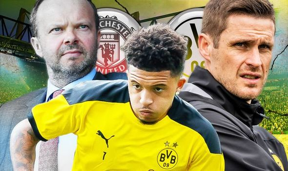 Dortmund chief Sebastian Kehl confirms end of Jadon Sancho to Man Utd transfer saga with new statement - Bóng Đá