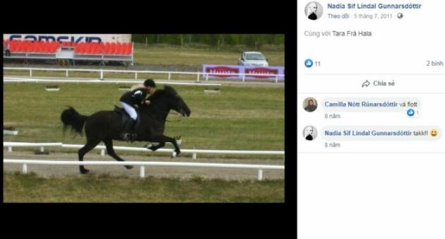 Người đẹp tới khách sạn với Foden và Greenwood có sở thích cưỡi ngựa - Bóng Đá