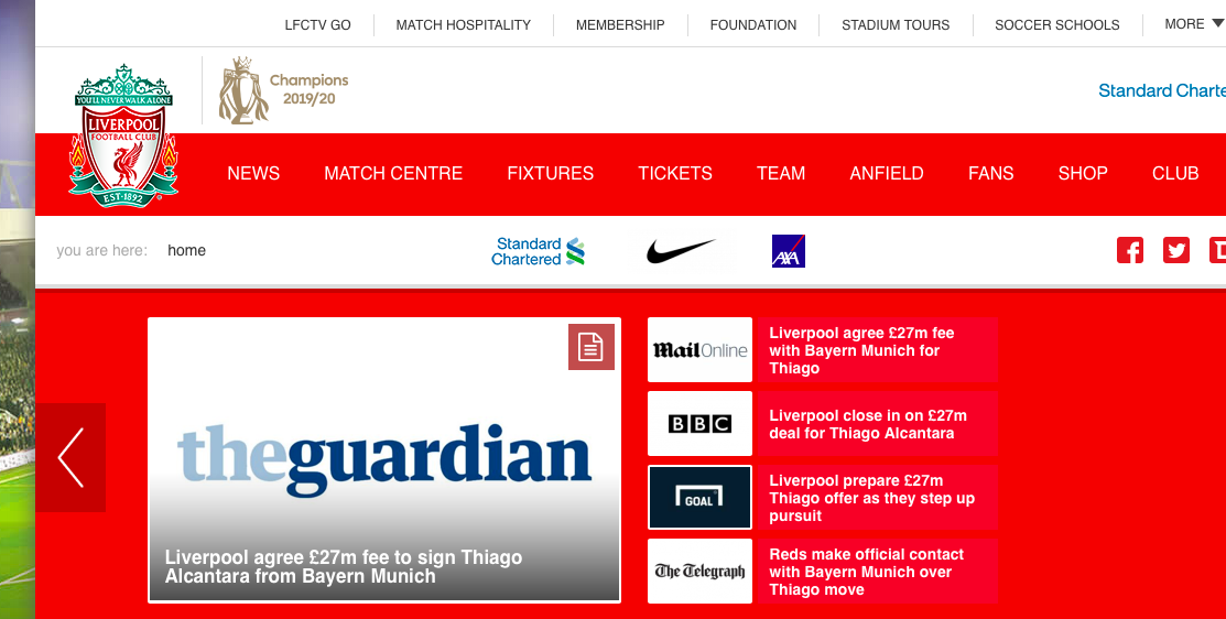 XONG! Thỏa thuận hoàn tất, Thiago Alcantara gia nhập Liverpool - Bóng Đá
