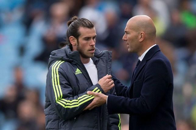 Real Madrid boss Zinedine Zidane wishes 'spectacular' Gareth Bale well ahead of Tottenham move - Bóng Đá