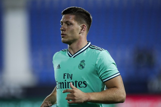 How Luka Jovic has reacted to Manchester United transfer approach - Bóng Đá