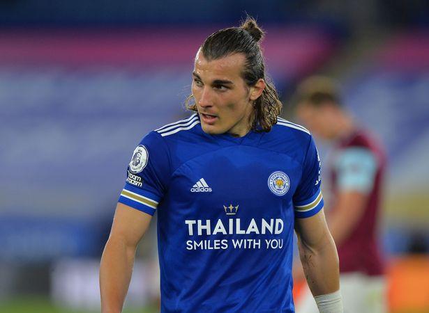 Caglar Soyuncu - Man Utd urged to raid Leicester again to find perfect Harry Maguire partner - Bóng Đá