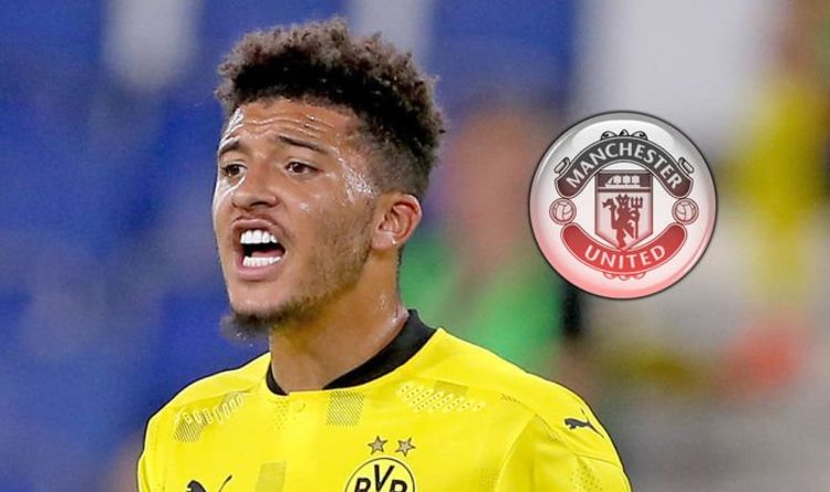 Manchester United abandoned Jadon Sancho bid as it would cost €250m - Bóng Đá