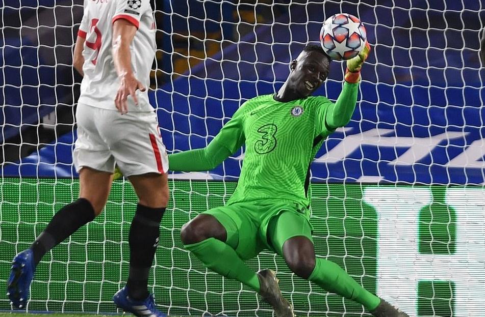 Timo Werner lập hattrick, Chelsea hủy diệt Sevilla 8 bàn - Bóng Đá