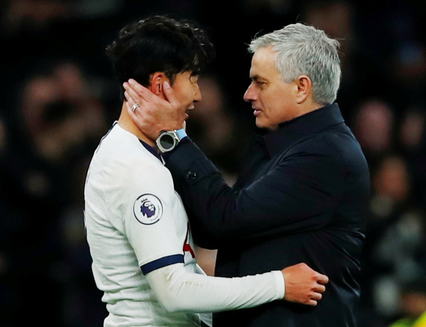 Jose Mourinho urges Tottenham to tie Son Heung-Min down to new long-term contract after becoming world class superstar - Bóng Đá