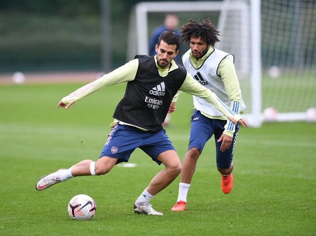 Dani Ceballos returns to Arsenal training in huge boost ahead of Leicester clash - Bóng Đá