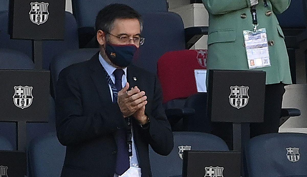 Barcelona board could resign today - Bóng Đá