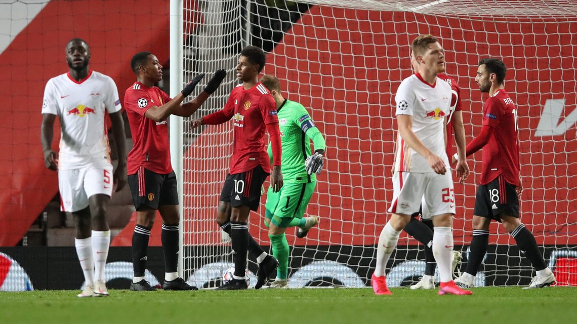 """""""I have changed my mind"""" – These fans react to Man United target Dayot Upamecano's performance in heavy RB Leipzig defeat - Bóng Đá"""