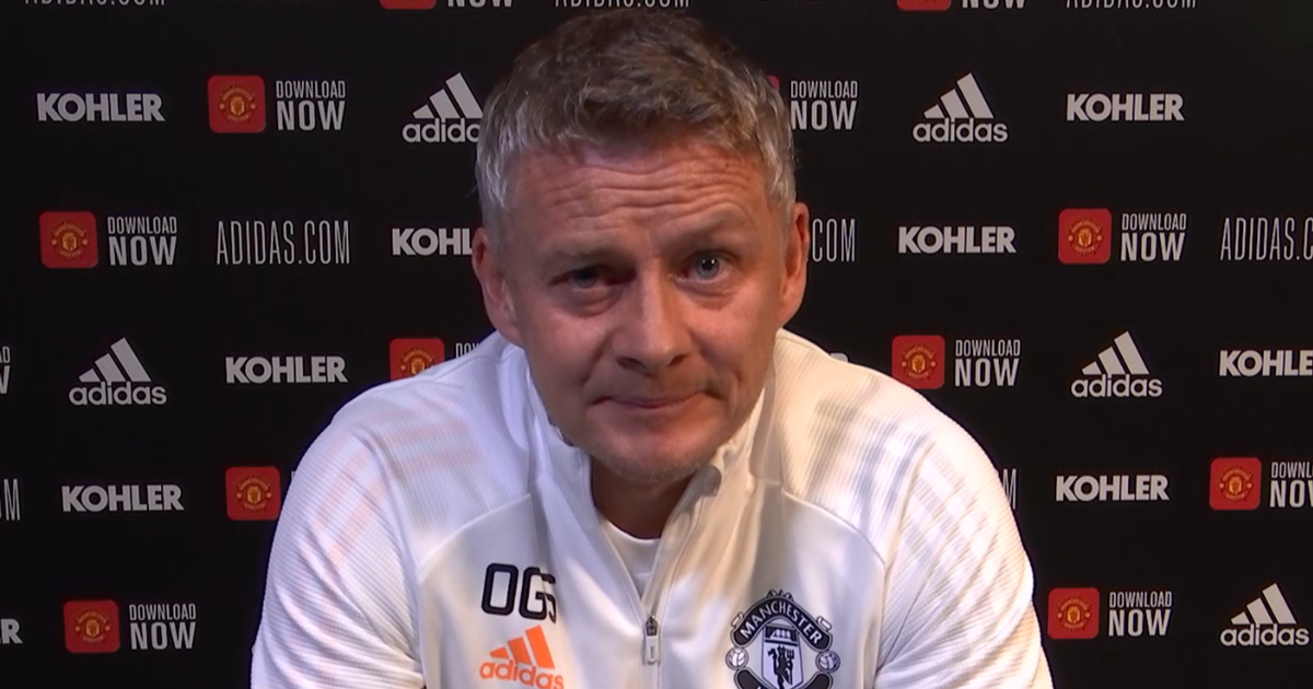 Solskjær on his future - Bó.ng Đá.