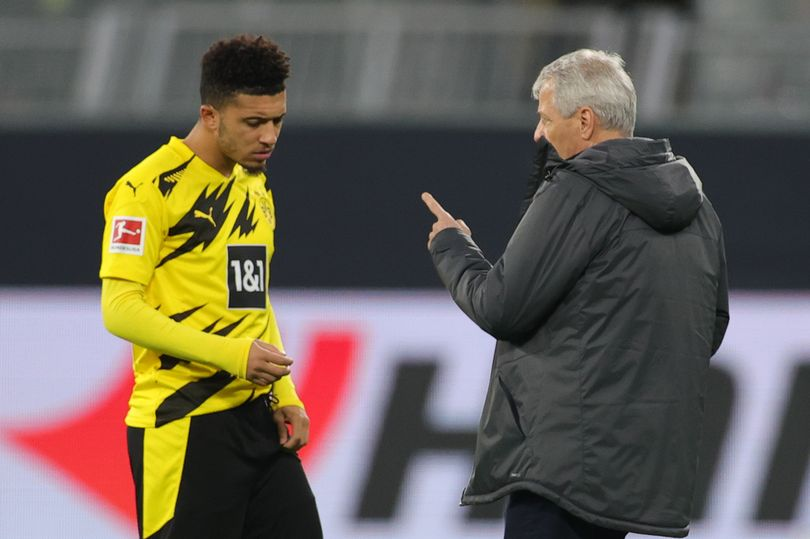 Borussia Dortmund issue Jadon Sancho concern after Manchester United transfer saga - Bóng Đá